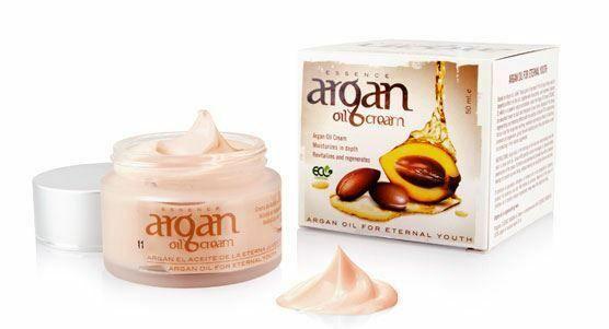 Crema Idratante allArgan. #sudamarfe - Cosmetici naturali..