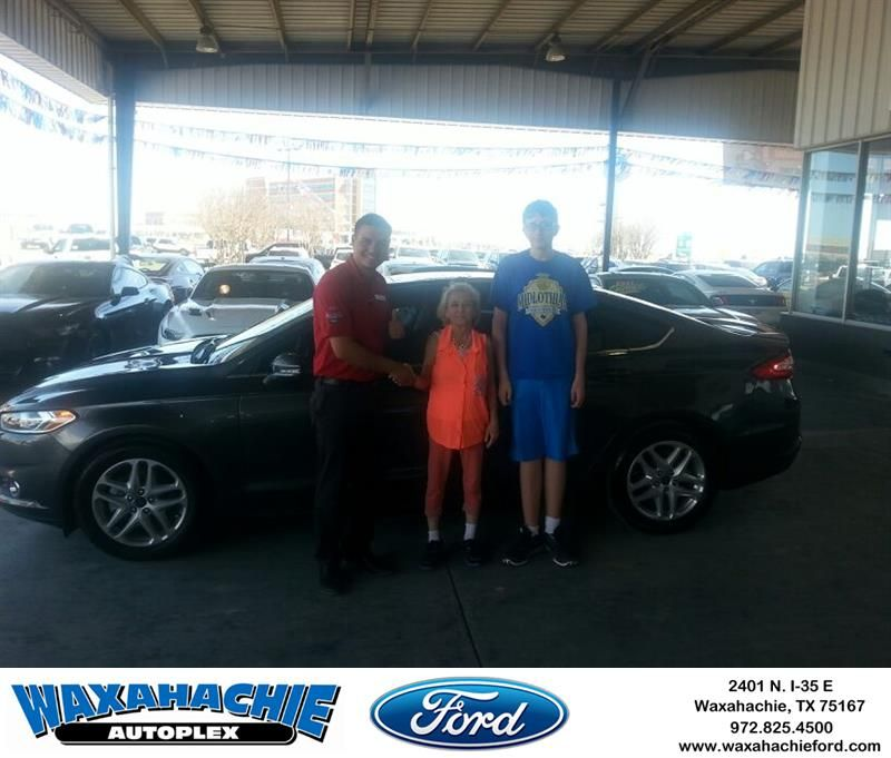 HappyBirthday to Jeff from Javier Palos at Waxahachie