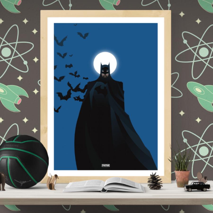 Batman I 2020 Batman Plakater