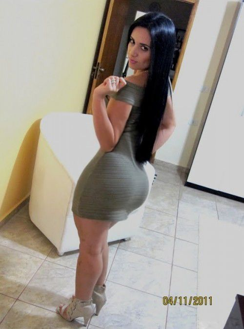 Booty Of The Daytight Dress Bubble Booty This What Im Talking Bout
