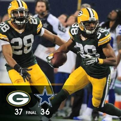 So Romo Fell Apart What About Great Game Packers