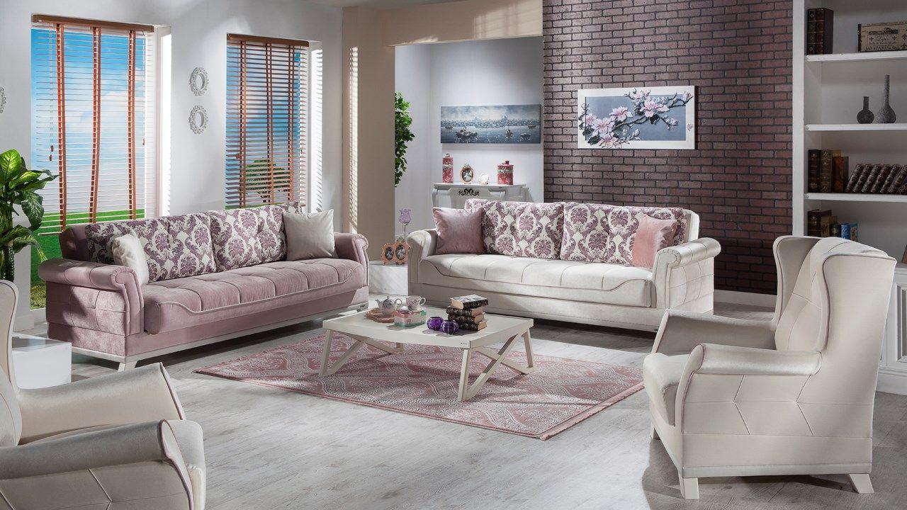 Istikbal Sevilla Deluxe Takim Sofa Modern Sofa Furniture