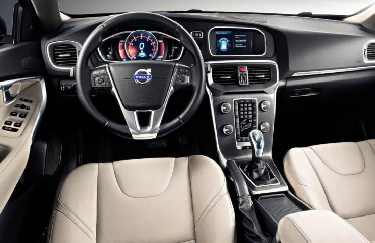 2018 Volvo Xc40 Interior Volvo V40 Volvo Volvo C30