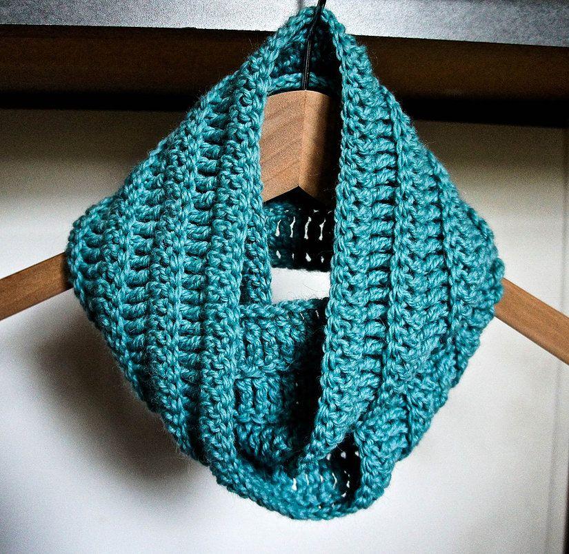 Emmyscrochet Crochet Infinity Scarf Free Pattern Crochet Kids Scarf Crochet Infinity Scarf Pattern