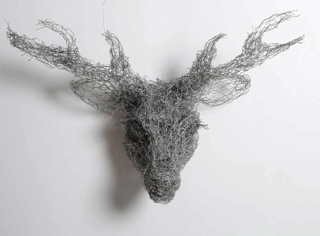 Attractive Chicken Wire Art Ideas - The Best Electrical ...