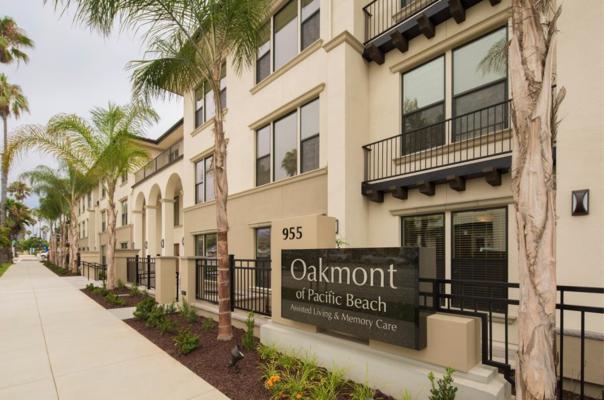 Oakmont of Pacific Beach provides luxury, 5 star living