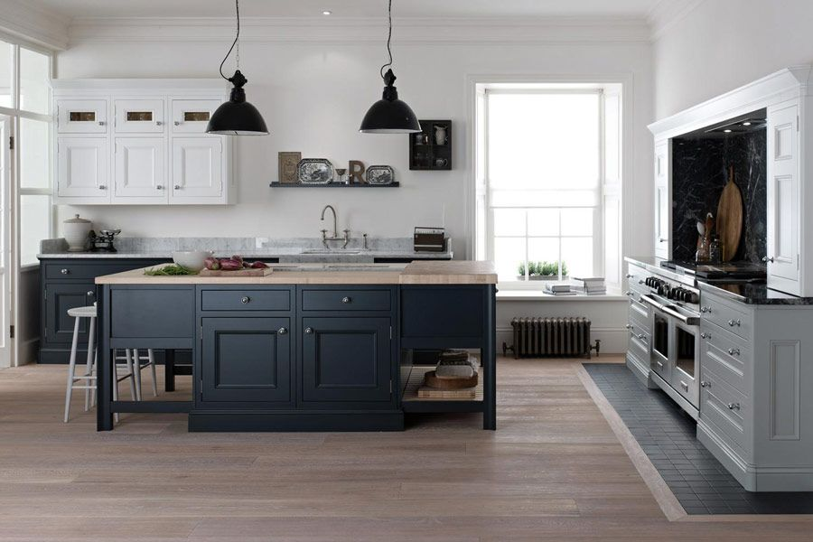Hand Painted Shaker Kitchens   Handmade Bespoke Kitchens By Broadway  Birmingham