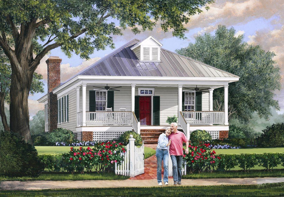 86172 B1200 Jpg 1 200 830 Pixels Maison Coloniale Plan Maison Maison Style