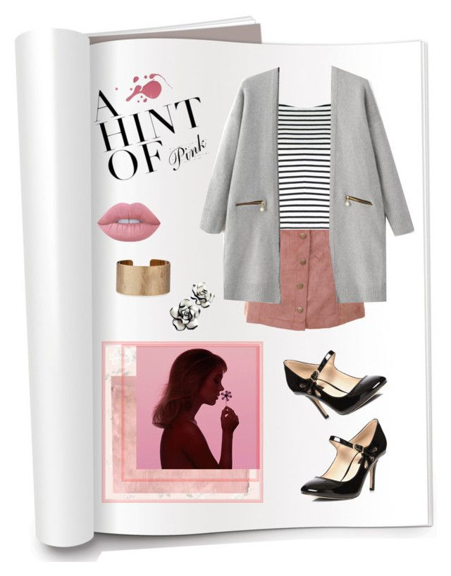 """""""A Hint Of..."""" by candyflossgirl15 ❤ liked on Polyvore featuring Dorothy Perkins, Captiva, Rothko, Lipsy, Panacea and Lime Crime"""