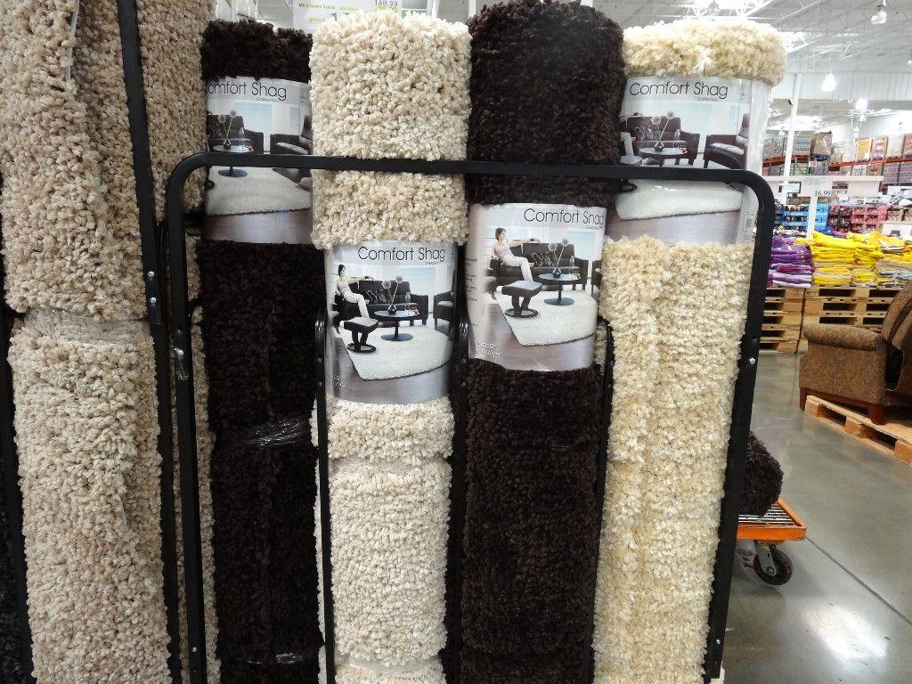 Costco Comfort Area Rug