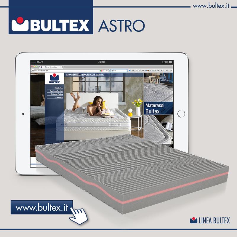 Materassi Astro.Vuoi Saperne Di Piu Sul Nuovo Materasso Astro By Bultex Ti