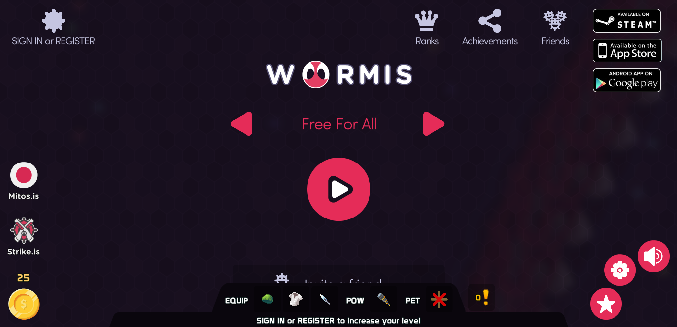 WORM.IS DO YOU LIKE SNAKE.IS ? WORMAX.IO ? SLITHER.IO ? IF