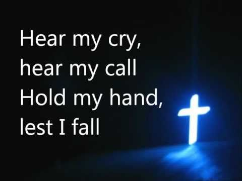 Take my hand gospel lyrics