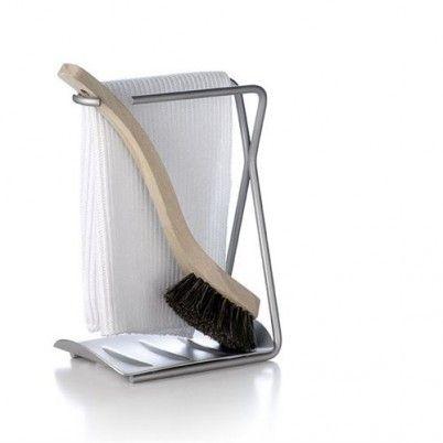 Drying Rack Voor Afwasborstel Houder Keuken Accessoires Bij Emma B Utrecht Droogrek Keuken Accessoires Keuken