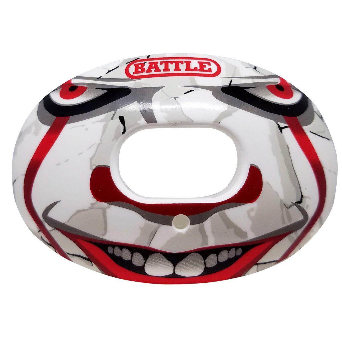Battle oxygen clown mouthguard mouth guard football battle