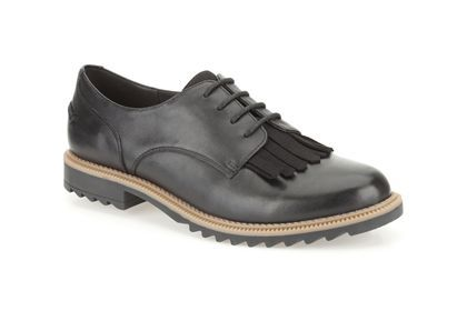 Griffin Mabel | Black leather shoes, Oxford shoes, Boots