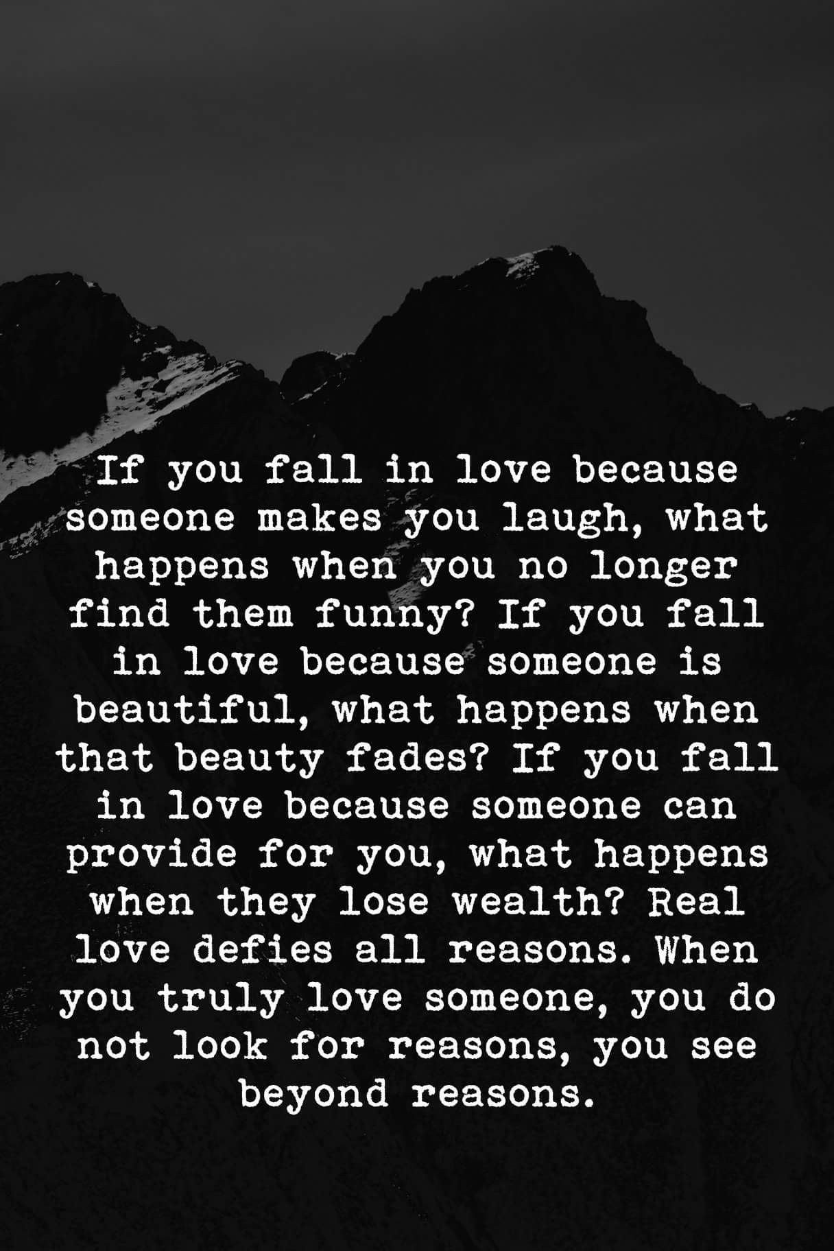 Love Beyond Reasons Quotes Pinterest Love Love Quotes And