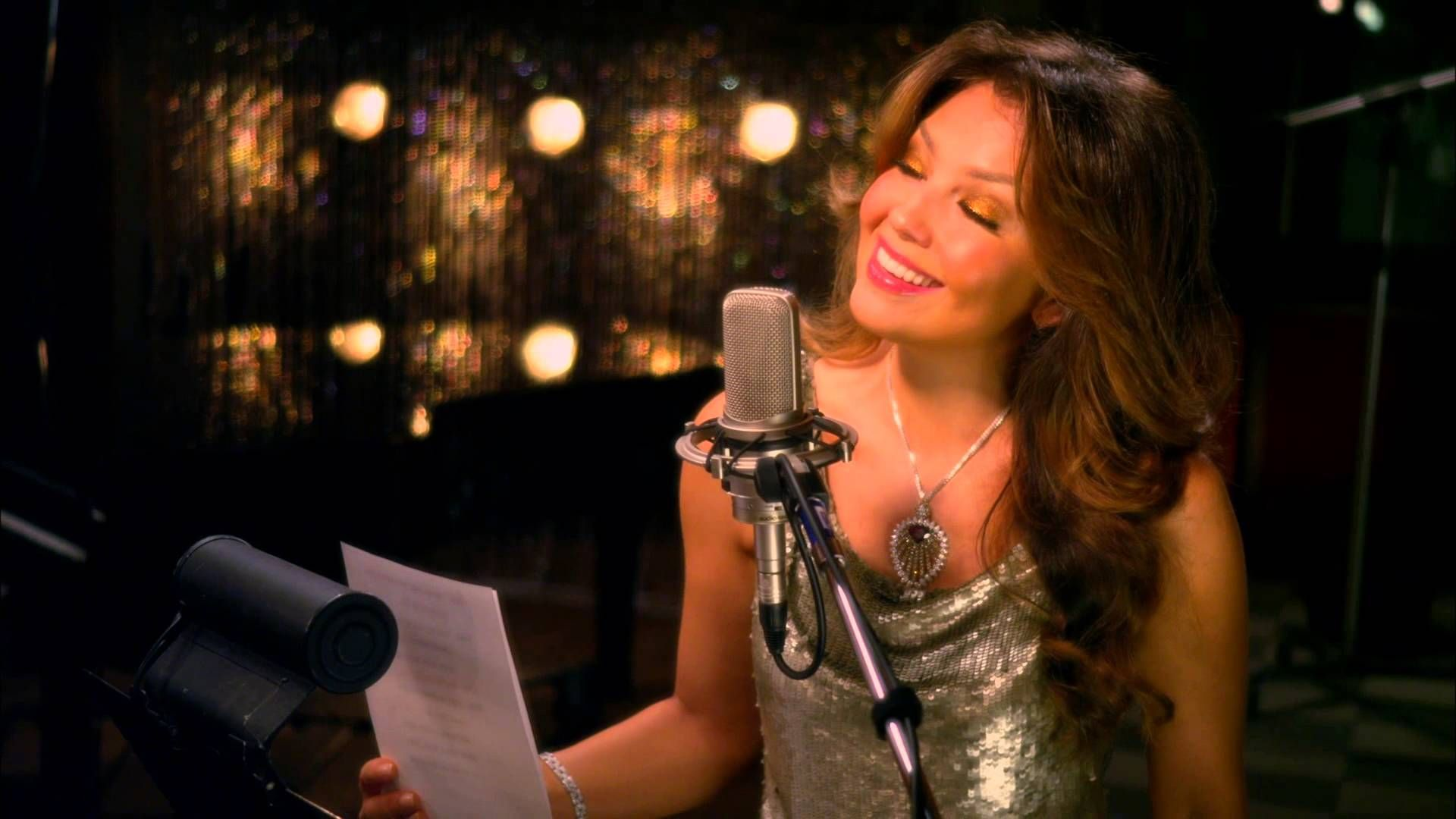 Music video by Tony Bennett duet with Thalía performing The Way You
