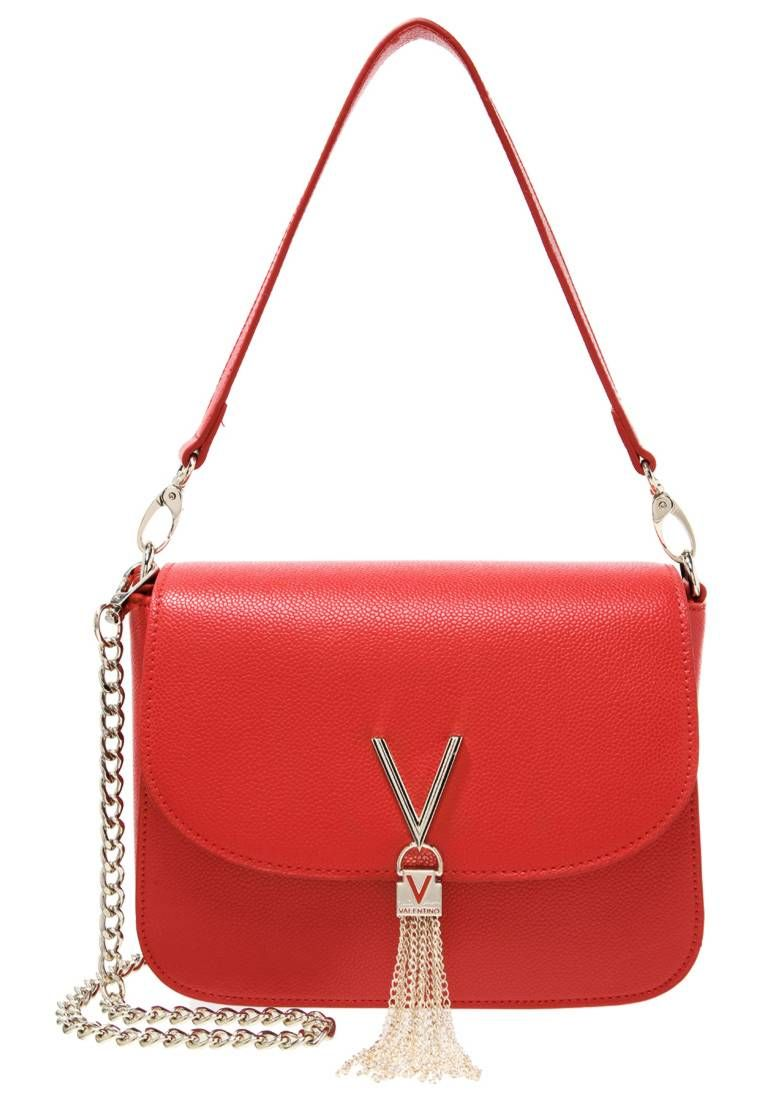 11a3d9d9f DIVINA - Handbag - rosso . Lining:Polyester. carrying handle:8.0