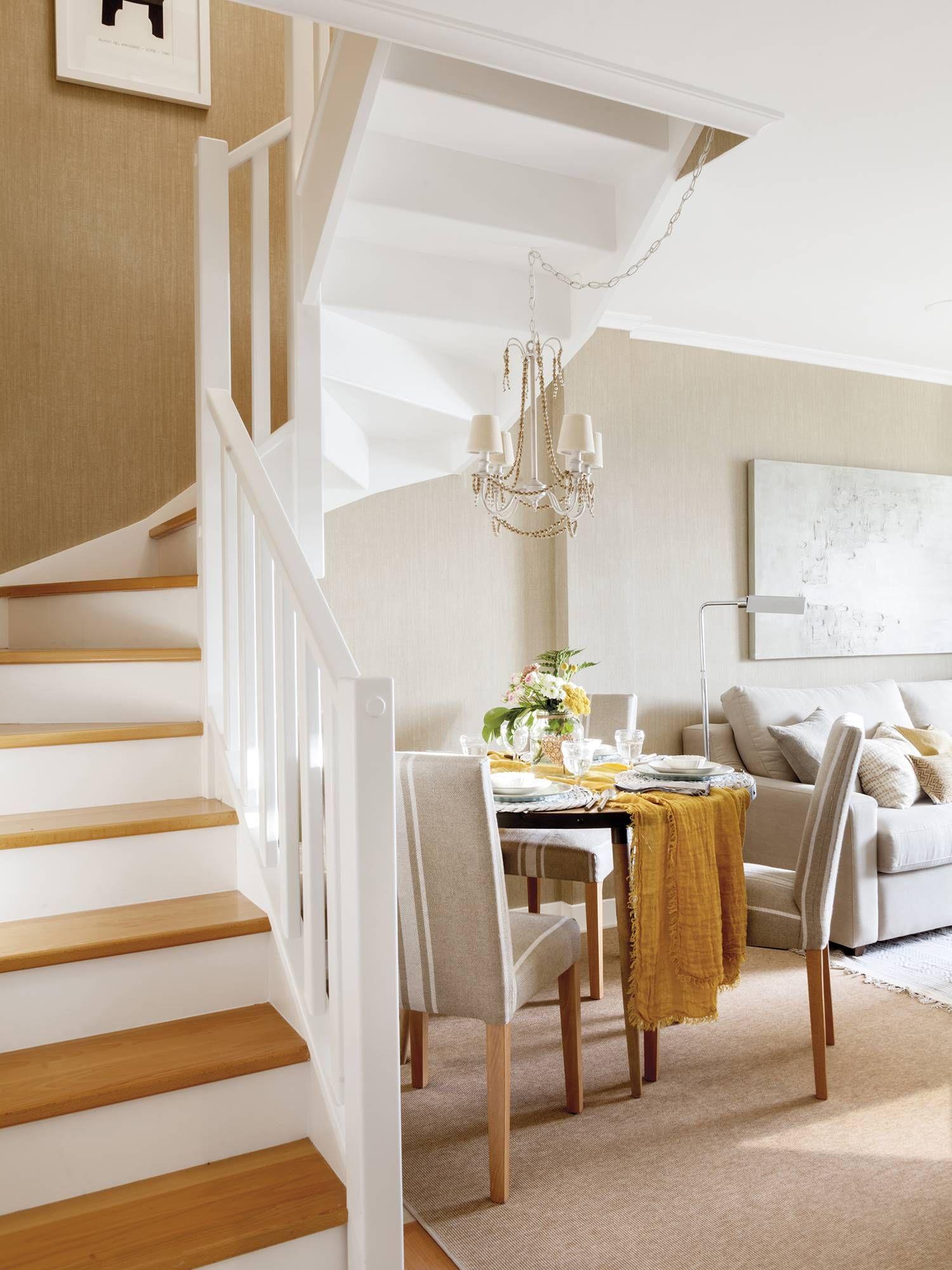 La Escalera Decoracion De Escaleras Interiores Dise 241 O