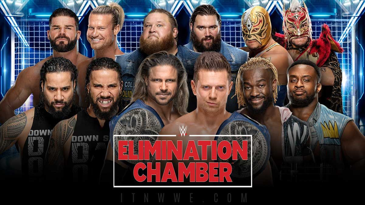 WWE Smackdown Preview & Live Protection Go Home Show For