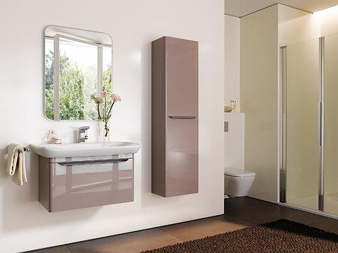 Collection De Salle De Bains MYDAY Lavabos Céramique Cm - Meuble lavabo salle de bain allia