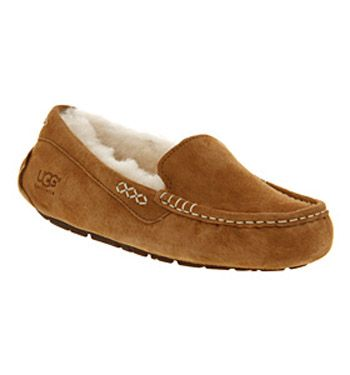 a2549ca2fdb UGG Australia Ansley Slipper Chestnut Suede - Flats | Footwear ...