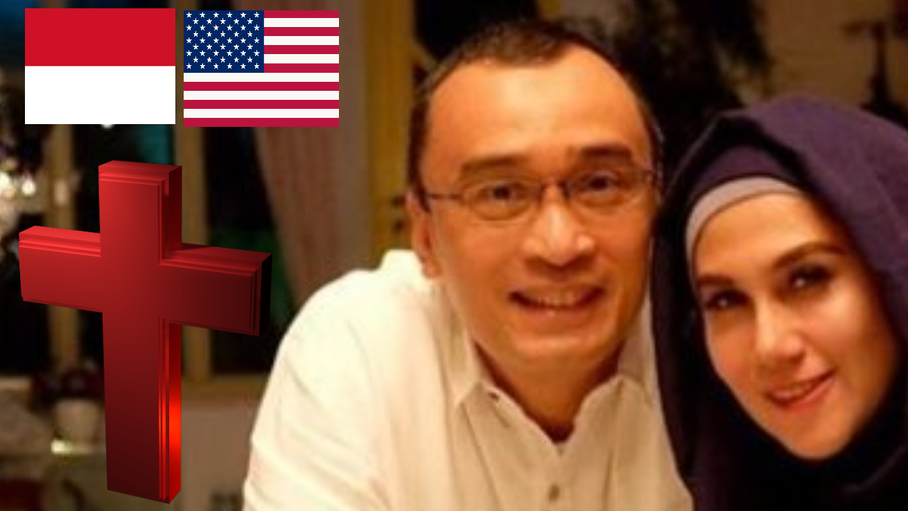 Indra Budianto Kristen Cowok Amerika Indonesia Anak Kandung Bapak Chelsea Islan Ayan Indonesia