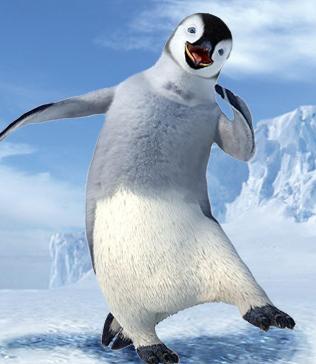 Mumble Happy Penguin Happy Feet Dance Animals