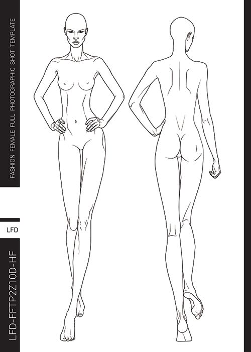 Templates For Fashion Design U2013 PDF BOOK. More Than 40 Fashion Design  Templates Based On  Fashion Designer Templates