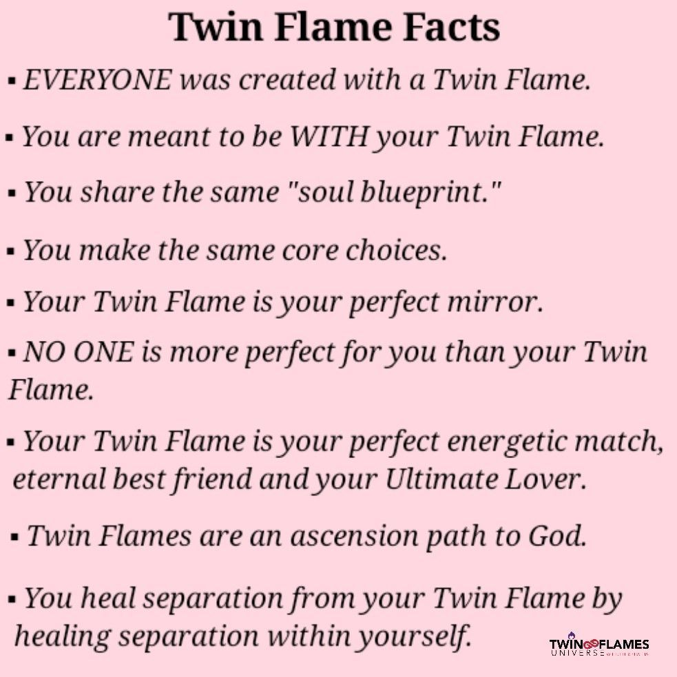 Phases twin flame Love Astrology: