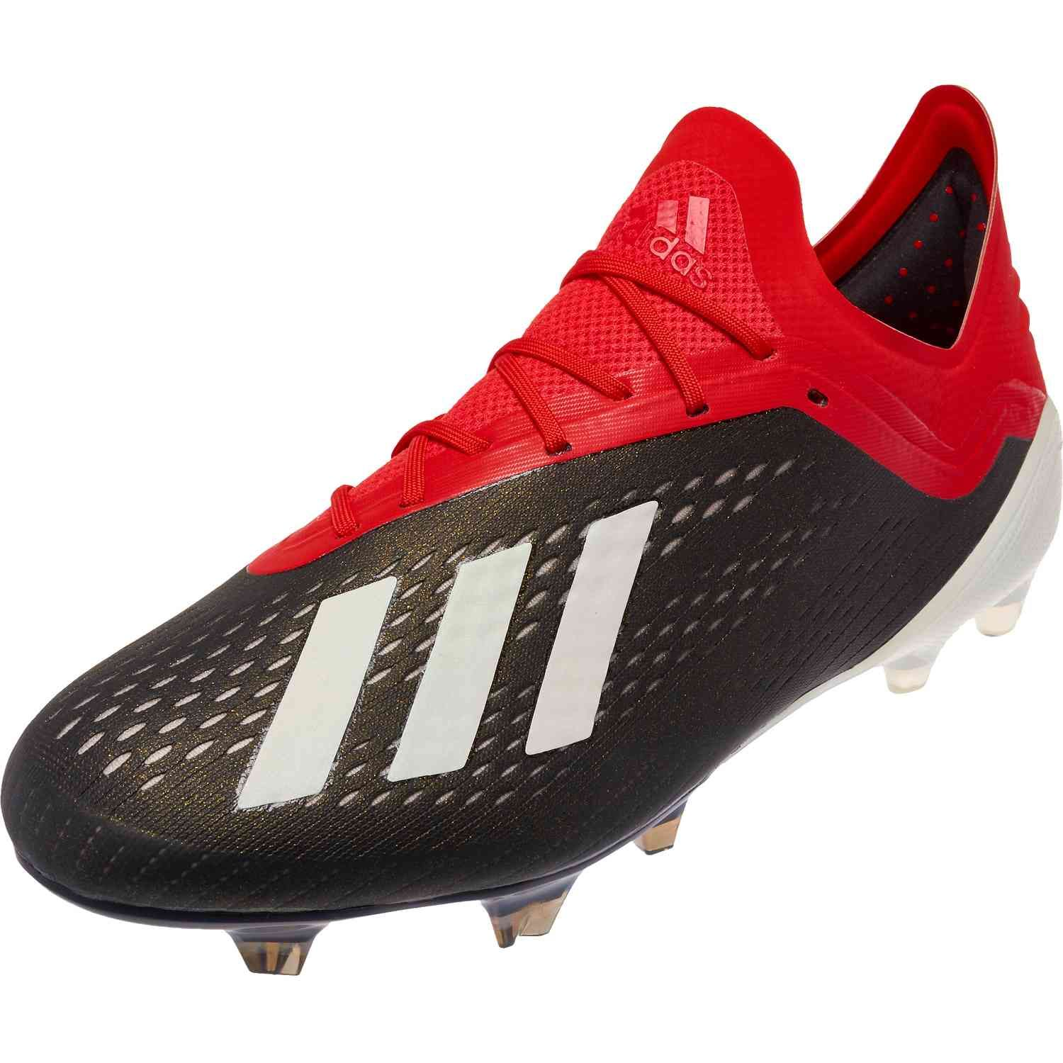 Buy the Always Forward adidas X 18.1 fg soccer cleats from SoccerPro ... f7ae4b69535