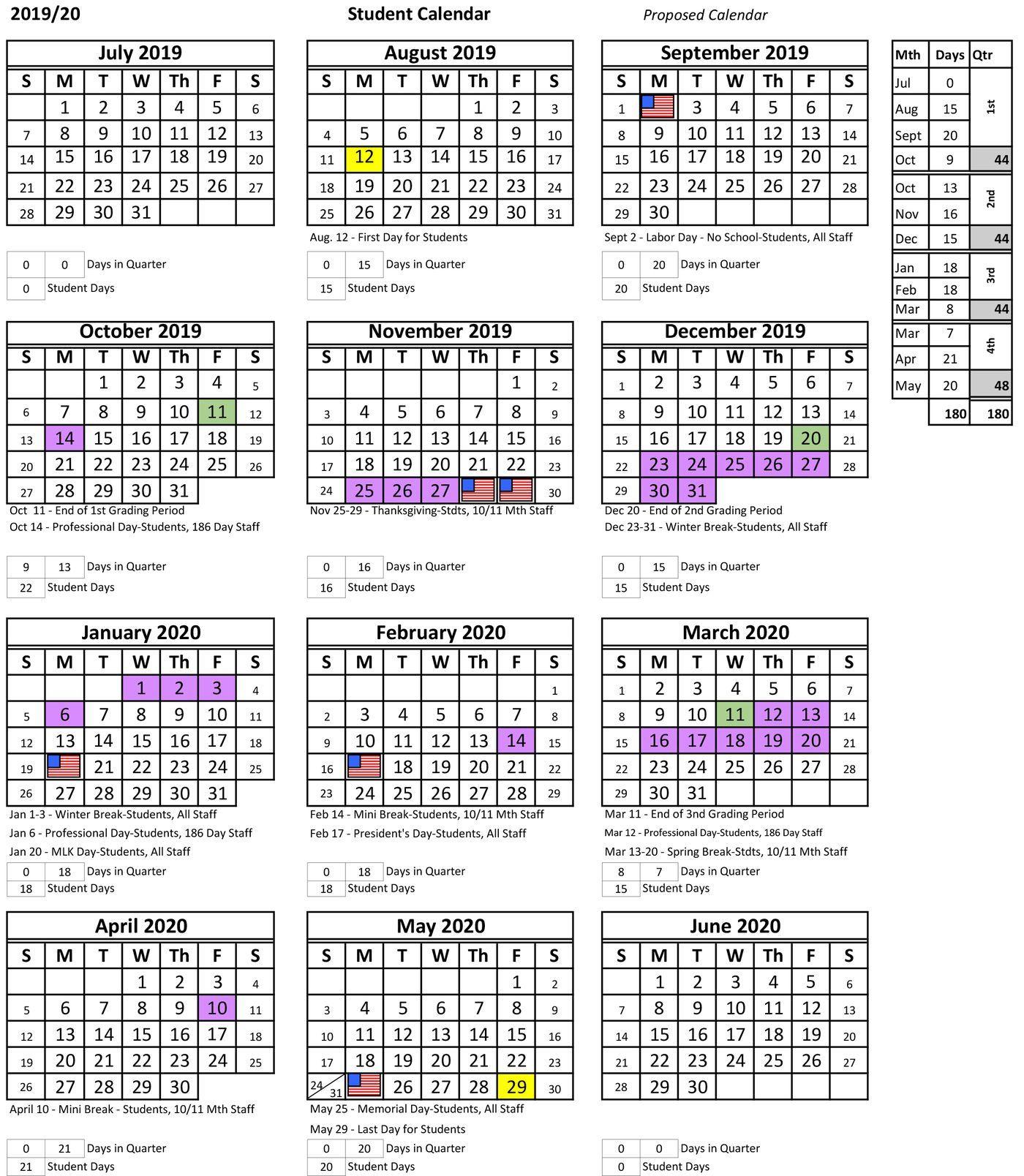 Pin By Monroe Gilbert On Calendars Of Years In 2019 School