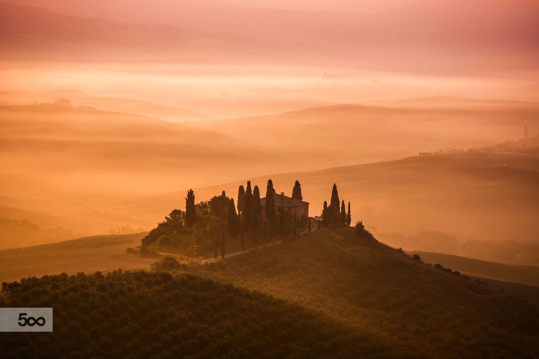 Photograph Podere Belvedere By Pasquale Di Pilato On 500px