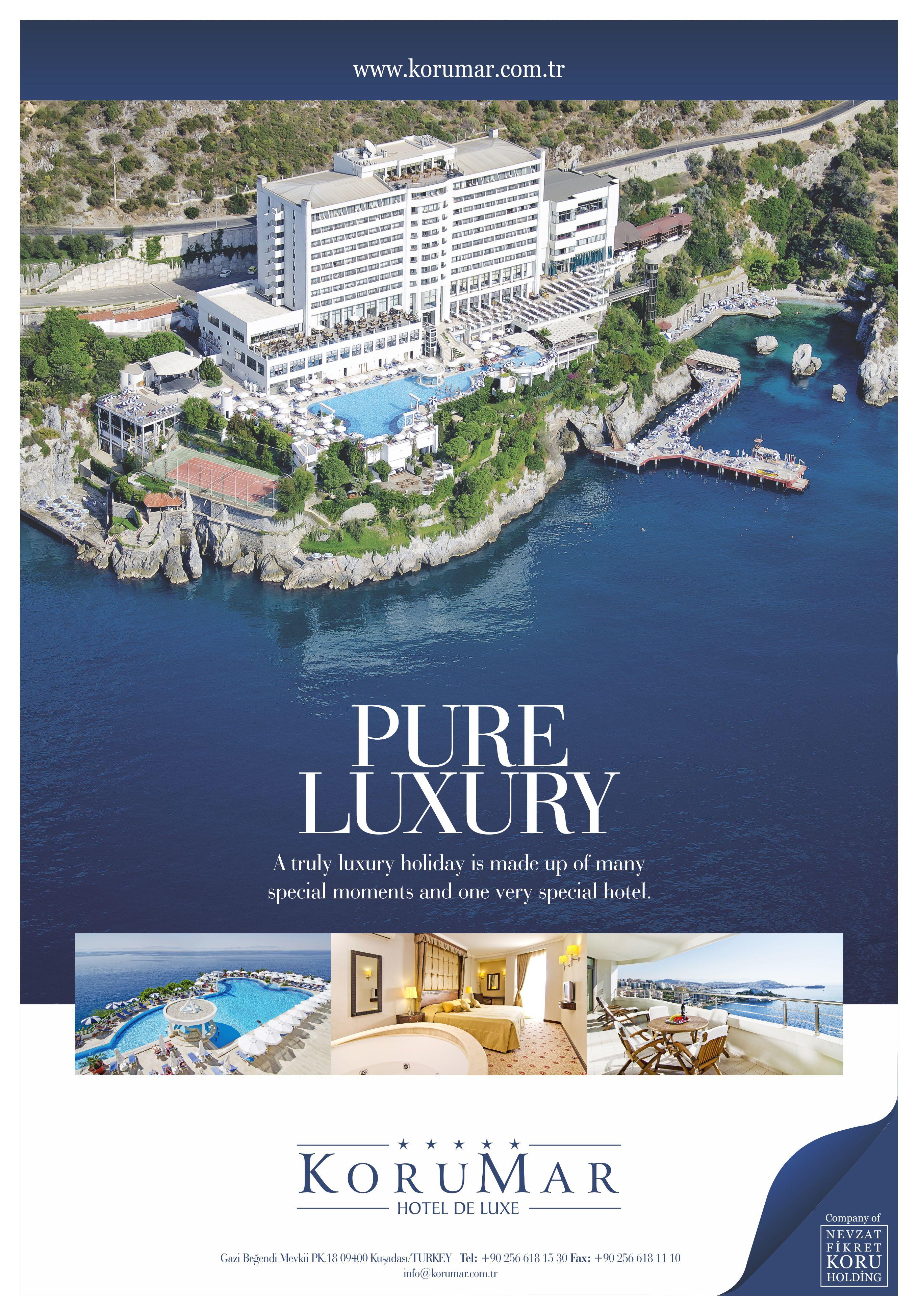 Korumar Hotel De Luxe AD by yalcinakcinar.com | AD DESIGN ...