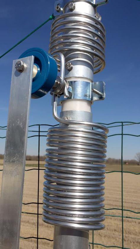 Super Vertical 40/80/160 Vertical-Array By IZ1RFF | Ham Radio, Ham Radio  Antenna, Antennas