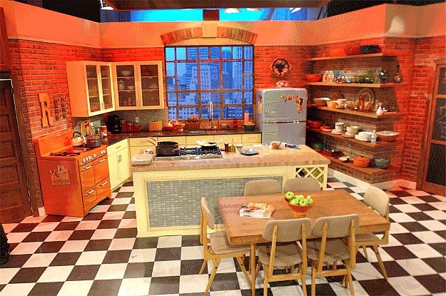 Rachael Ray S New Kitchen Set On Her Tv Talk Show I Have A