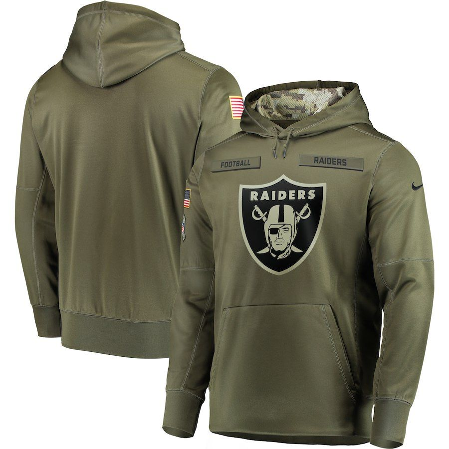 e21fd4c04c1 Oakland Raiders Salute to Service Hoodie - Tee Shirts and Hoodies also  available in S, M, L, XL, 2X (XXL), 3X (3XL), 4X (4XL). 2018.