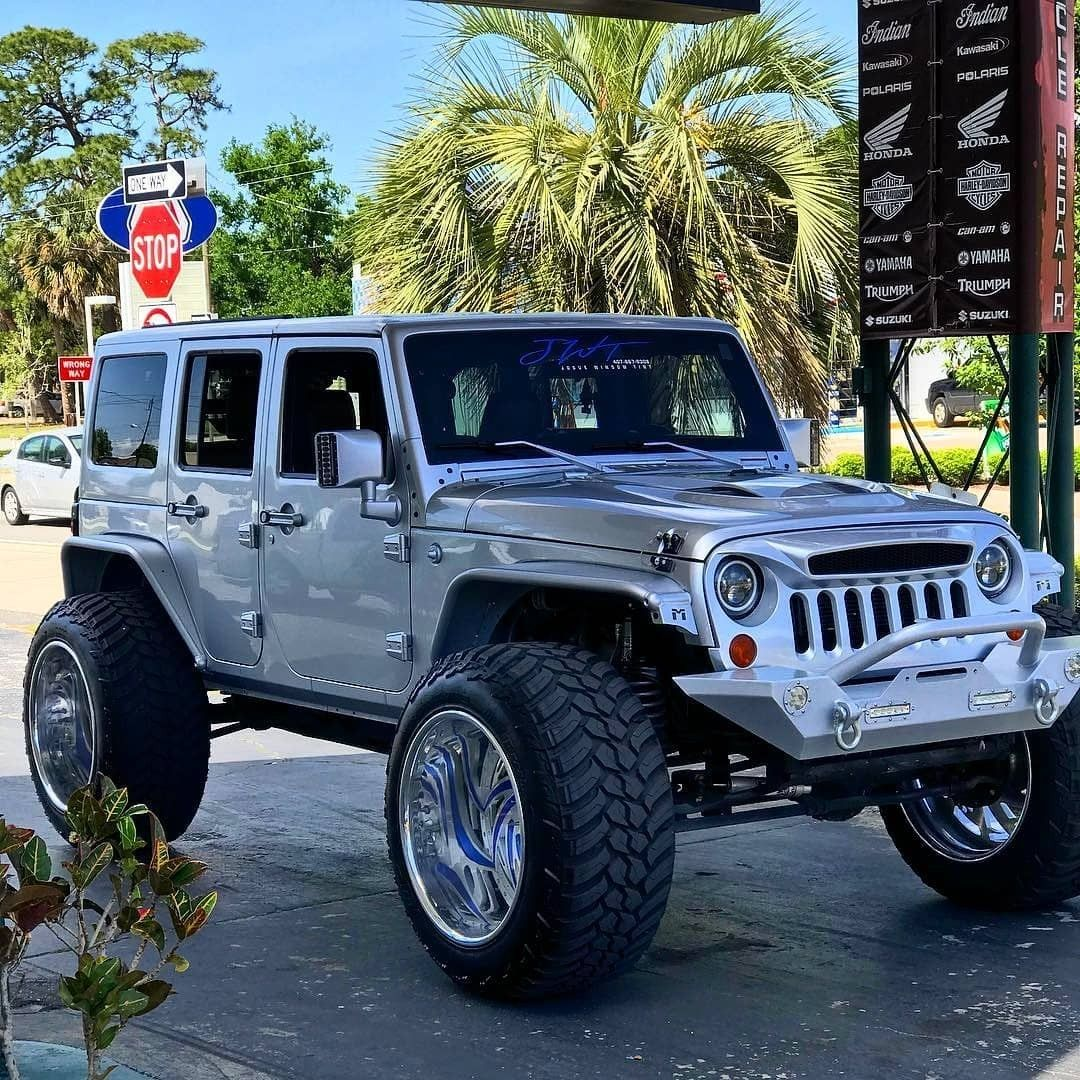 Pin by Rach C on Jeeps Dream cars jeep, Badass jeep