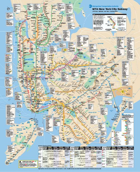 Framed New York Subway Map.Mta Nyc Subway Map 2004 61 X 44 5 Framed Nyc Art
