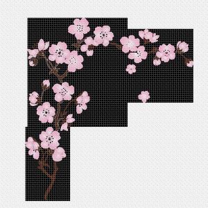 Branche de cerisier en fleur pinteres - Papier peint fleur de cerisier japonais ...