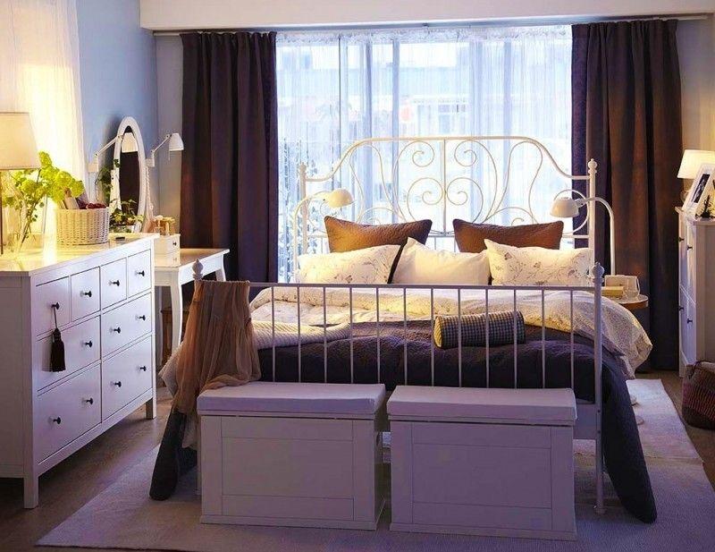 leirvik-ikea-t-o-pxyz-ikea-leirvik-queen-bed-ikea-   dream room ...