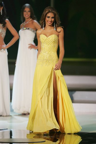 Dayana Mendoza in 57th Annual Miss Universe 2008 Competition ...