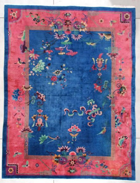 Art Deco Rugs Chinese And Peking Rug