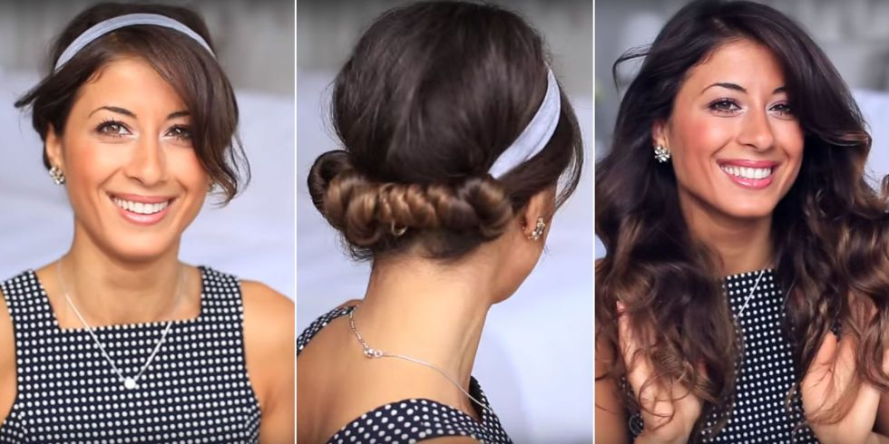 15 Surprisingly Easy Ways To Curl Your Hair Without Heat Curls No Heat Curl Hair Without Heat Hair Without Heat