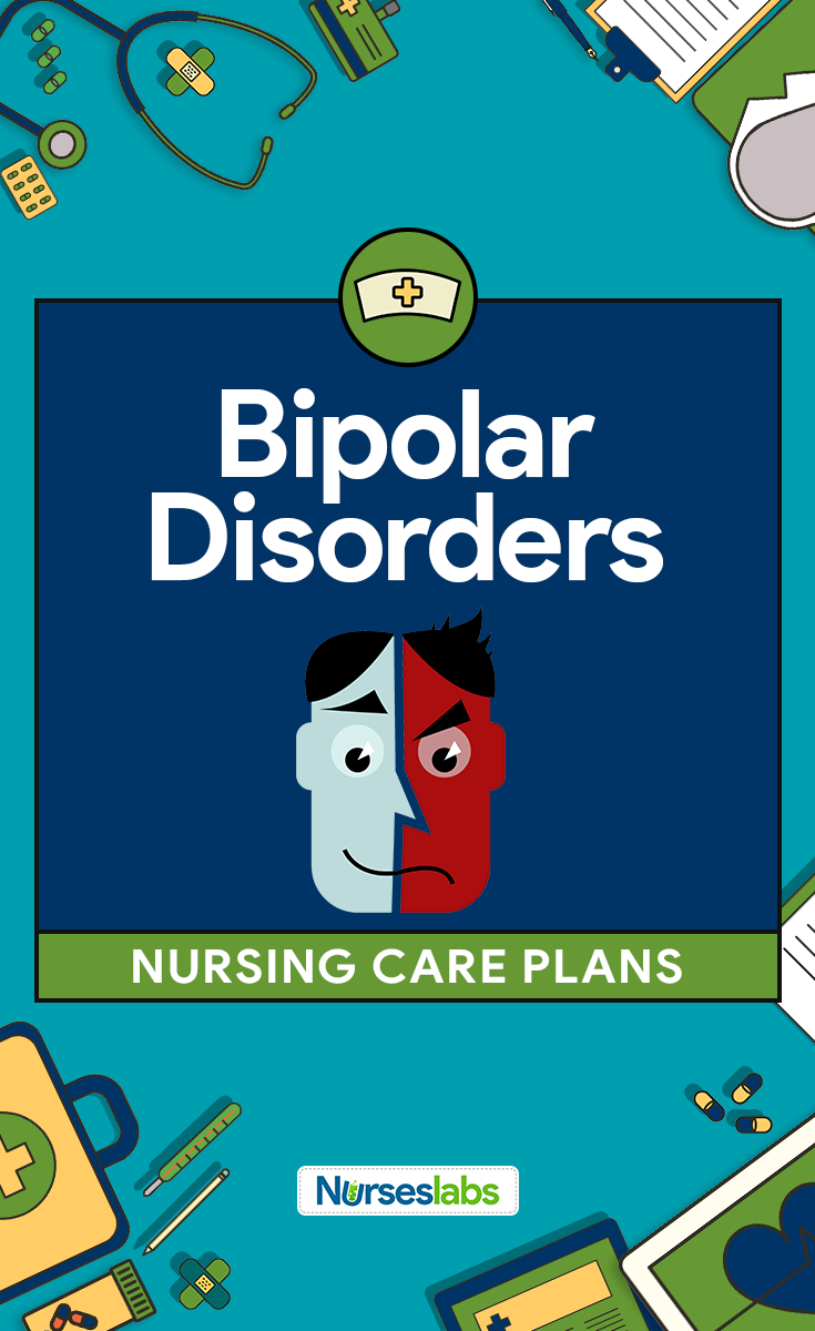 6 Bipolar Disorders Nursing Care Plans | Nursing care plan ...