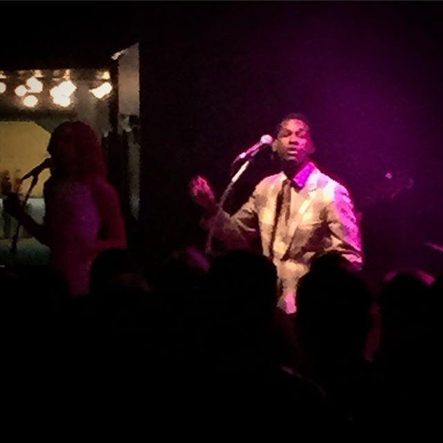 Leon Bridges . Soul Power #paris #live #concert #soul