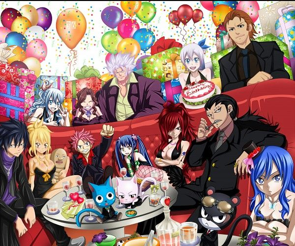 Tags Anime, FAIRY TAIL, Natsu Dragneel, Gray Fullbuster