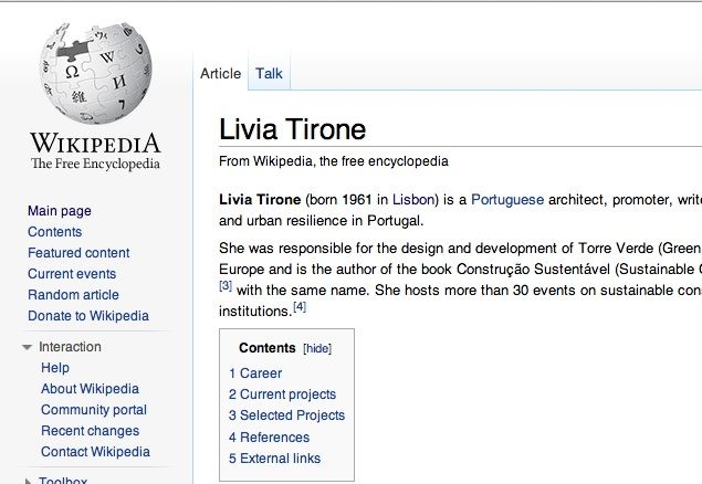 Livia has a page in WIKIPEDIA... have a look!