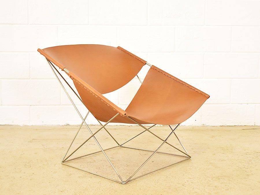 pierre paulin butterfly chair f675 for artifort 1963